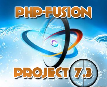 PHP-Fusion Project 7.3